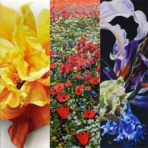 Parnell Gallery Flower Show Emma Bass Robert Scriven Peter Hackett Lee Dewsnap