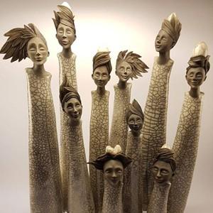 Wilhelmiina Drummond ceramic artist