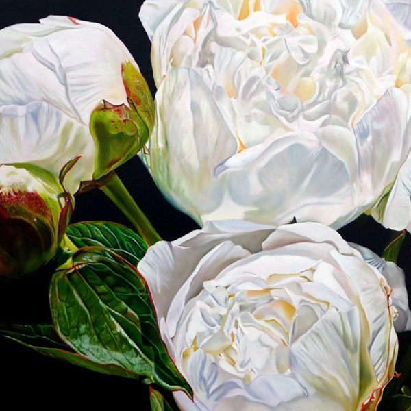 Parnell Gallery Auckland Artwork for sale Thoughts of Spring Lee Dewsnap