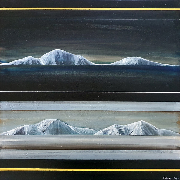 Parnell Gallery Auckland Artwork for sale by Jason Hicks