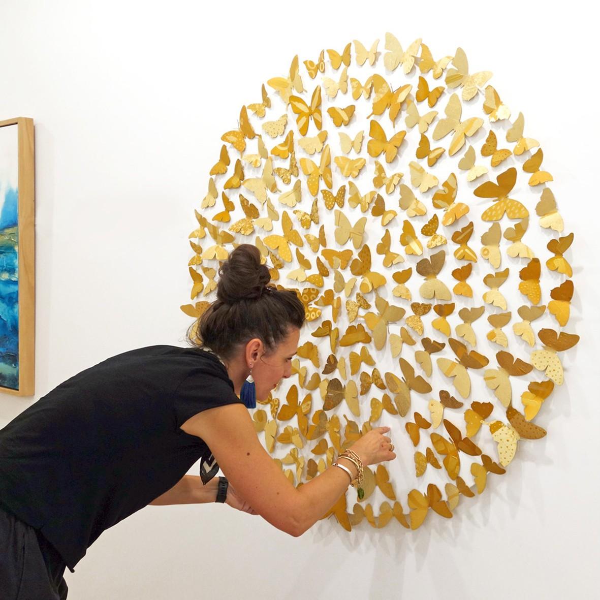 Artist Anna Stichbury