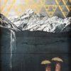 Aoraki Fractalis Sofia Minson limited edition print for sale