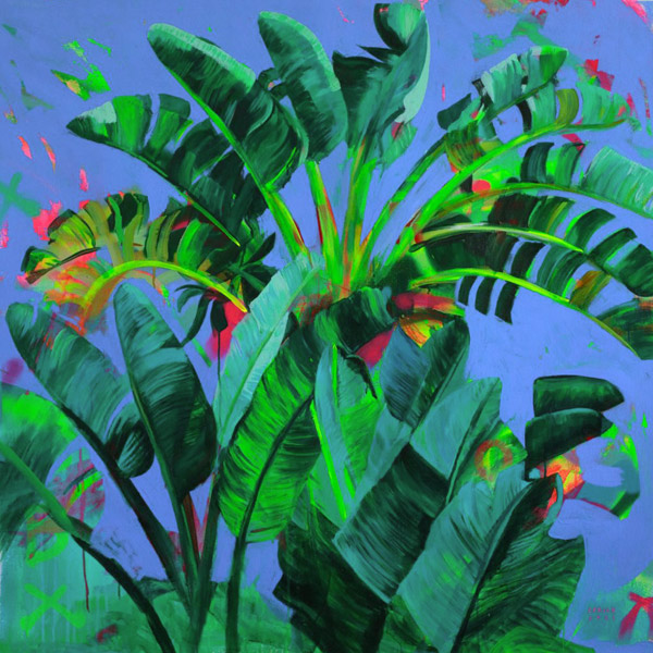 New Zealand born painter Claire Price lives and works in New York City USA